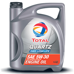 Total Quartz Ineo Long Life 5w30, VW 504/507, BMW,Mercedes.
